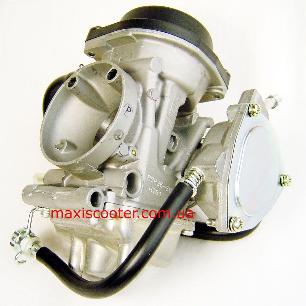 Details about Mikuni BSR36 carburetor  Genuine, New, Japan