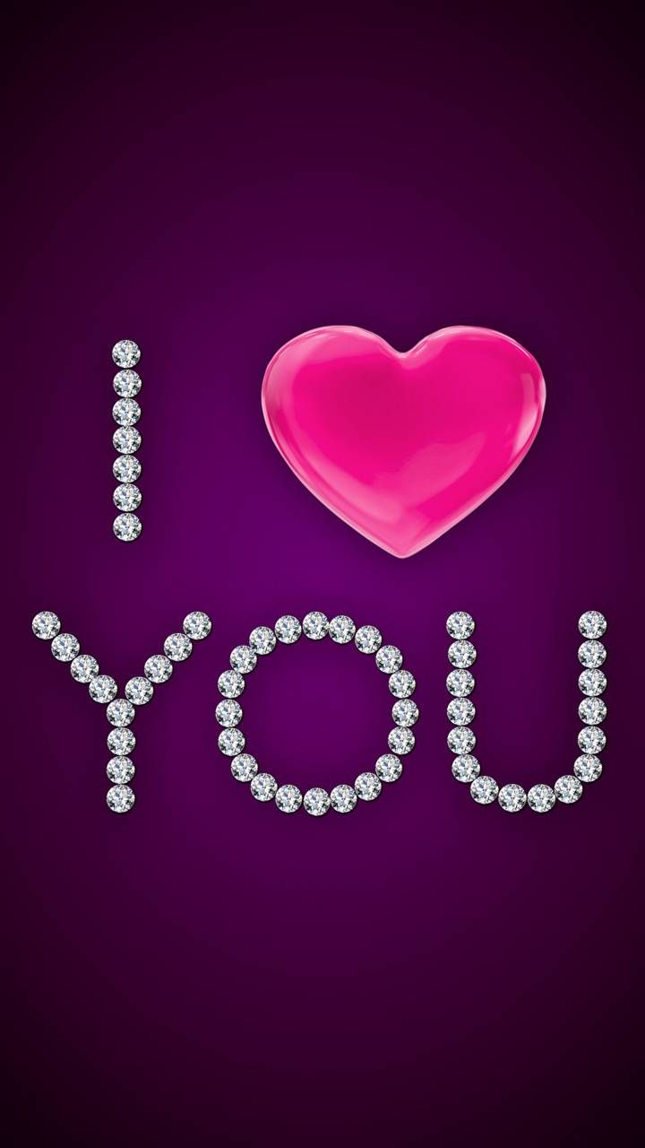 I Love You wallpaper by _MARIKA_ - 2acd - Free on ZEDGE™