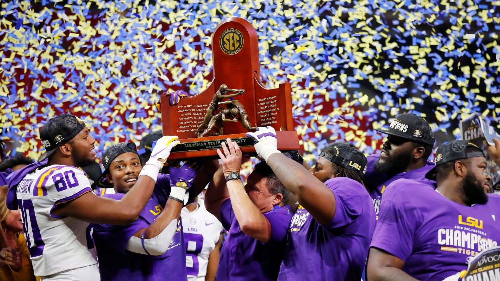 2019 LSU Tigers championship Google 搜索 in 2020 College