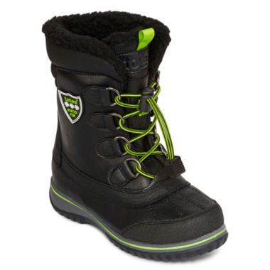 1655dda80f78a Totes® Justin Boys Cold Weather Boots - Little Kids Big Kids found at   JCPenney