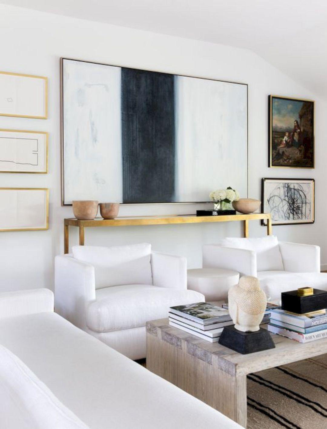 magnificent living room wall design feats | 16 Magnificent Living Room Walls Decorating Ideas ...