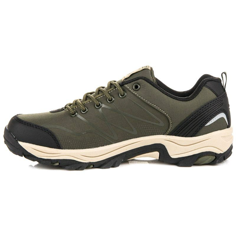 Trekkingowe Damskie Axboxing Zielone Niskie Buty Trekkingowe Ax Boxing Men S Shoes Boots Shoes