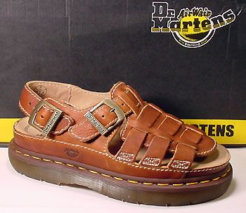 9c1ea9c9215bb Doc Marten Sandals - Seeing these now makes me realize how hideous they  really were!