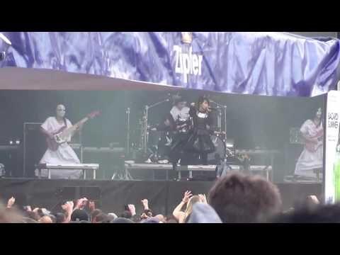 Baby Metal - Meta Taro [Rock In Vienna. 2016.06.03.] - YouTube