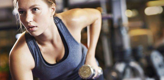 große muskelgruppen trainieren zum abnehmen