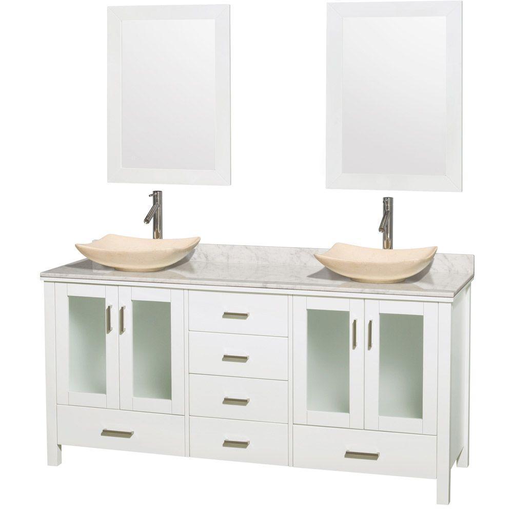 Bathroom Vanities Double Sink Vanities Double Vanity Bathroom
