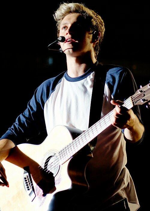 He looks perfect