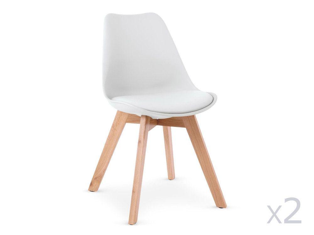 Chaises Design Style Scandinavecoloris Blancla Chaise Bovary Est Une Chaise Au Design Scandinave Tres A La Mode Cette Chaise Sera Ideale Dans Front Room Design Decor Furniture