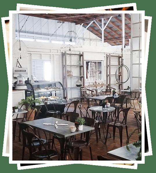 Woerner Warehouse Café & Catering Fredericksburg, TX