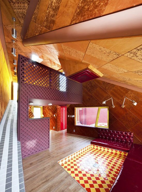 designcreme: Rock It Suda Guest Houses by Moon Hoon