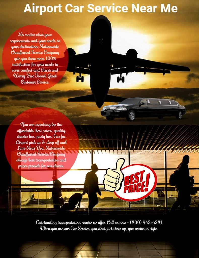 Are you Looking to Rent A Transportation to Airport Near