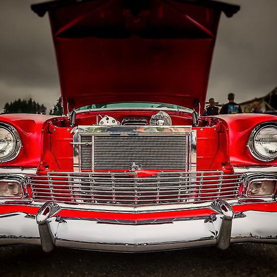 'Under The Hood' Metal Print By Steve Walser (With Images