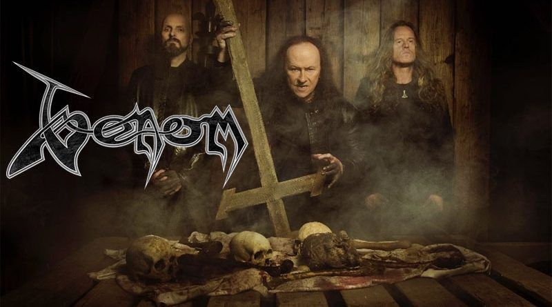 New album from the Lords of Black Metal... VENOM. Storm