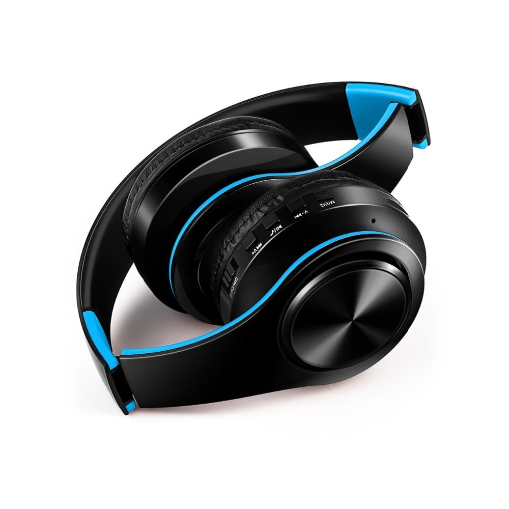 Catassu Earphone Bluetooth Headphones Over Ear Stereo Wireless Headset Soft Leather Earmuffs Built In Mic For Pc Cell Phones Tv Bluetooth Headphones Wireless Bluetooth Headphones Wireless Headphones