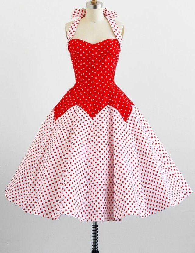 Epingle Par Pauladiasdep Sur Dresses Mode Vintage Robe Fashion Robe Guinguette