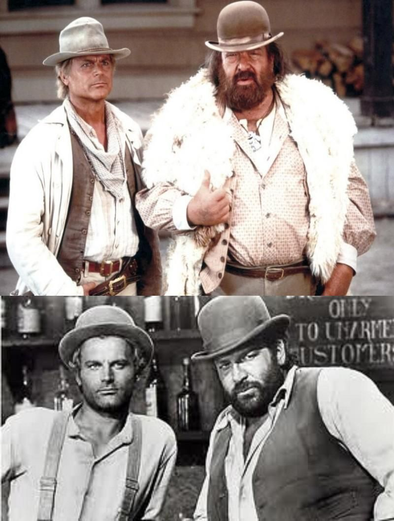 Bud Spencer Und Terence Hill Western