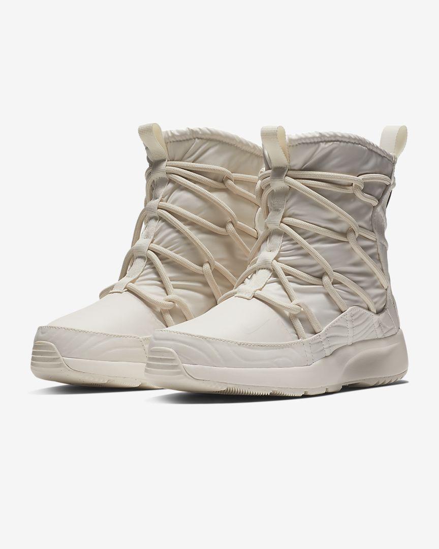 8e2d9a48d Nike Tanjun High Rise Women s Shoe  footwear  winter  winterfashion ...