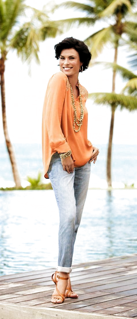 50+ Summer Outfits for Women Over 40 Years Old