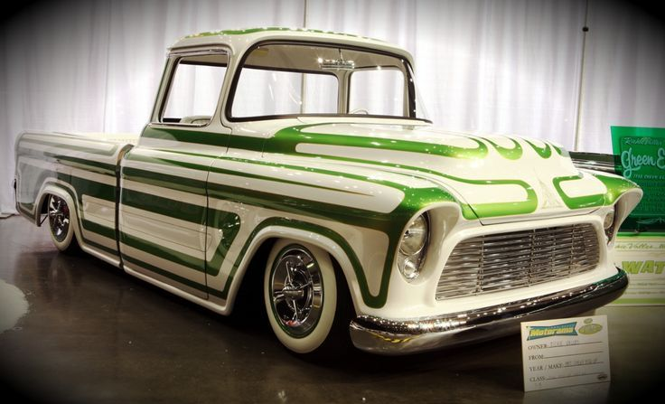 Scallop Paint Jobs Google Search Custom Cars Old School Cars Chevy Pickups