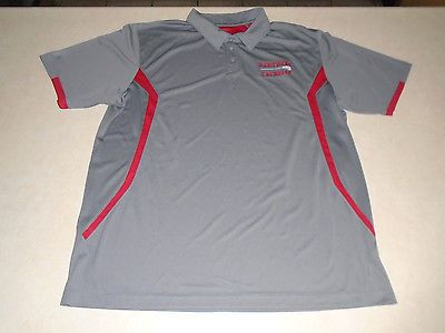 Holloway Golf Clothing Brand Mens Panthers Lacrosse Golfing Rugby Polo Size XL