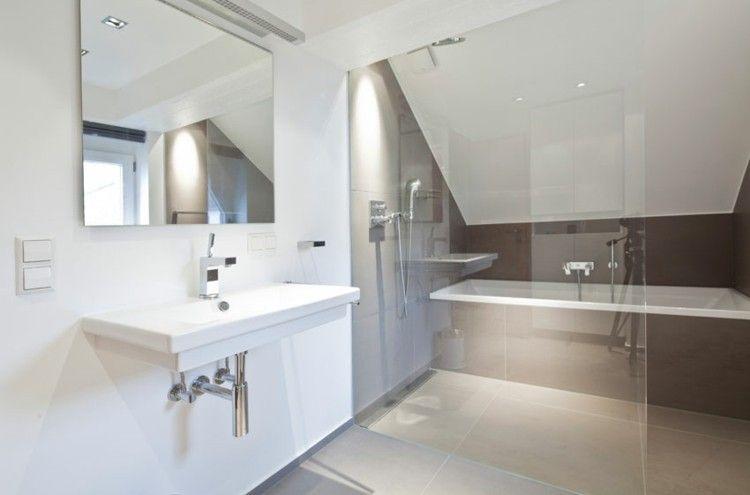 Baños pequeños - veinticinco diseño a la última | Cuarto de baño ...