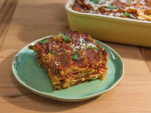 """Nunya Business Pasta Pizza Pie (Game Night) - Sunny Anderson, """"The Kitchen"""