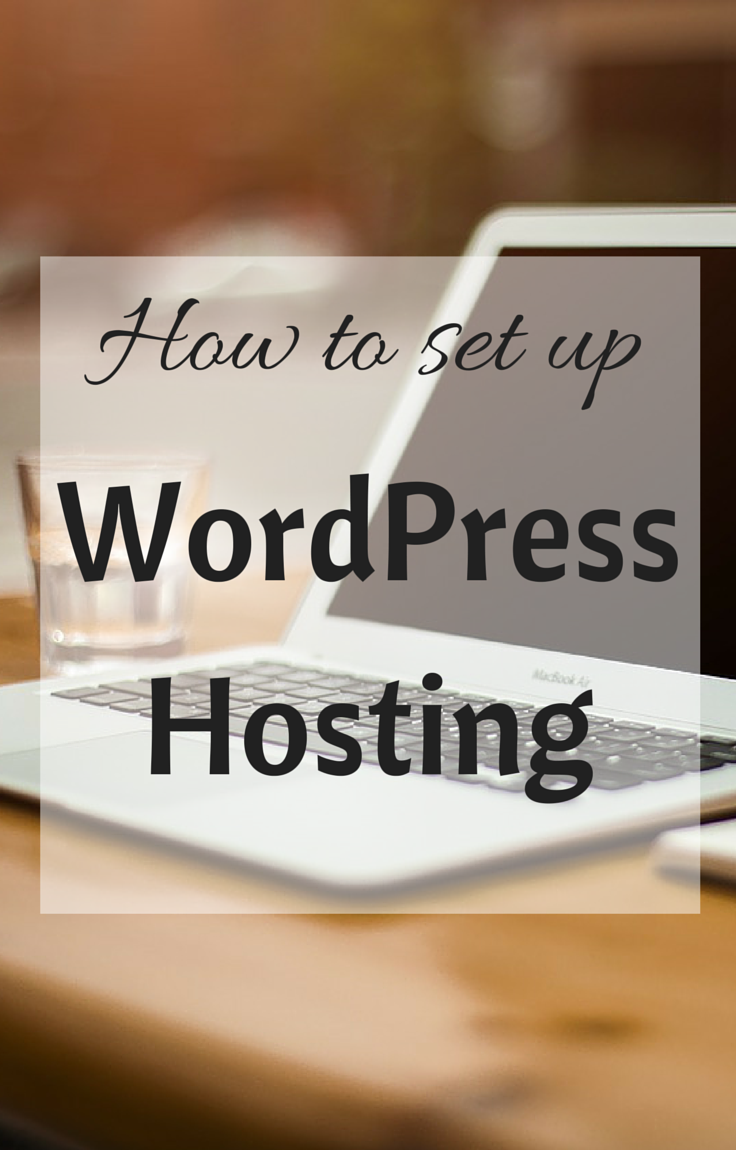 Detailed instructions and YouTube video of how to set up wordpress website hosting as well as a free service to do it for you.