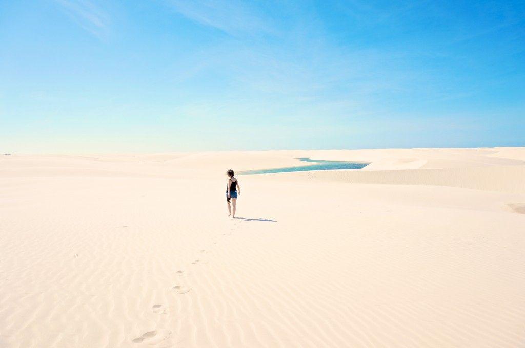 Olá Brasil! Itinéraire Brésil en 3 semaines de backpack par les côtes