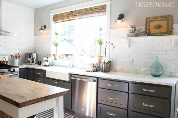 Kitchen No Upper Cabinets Perfect For Looking Over Pool Or Into
