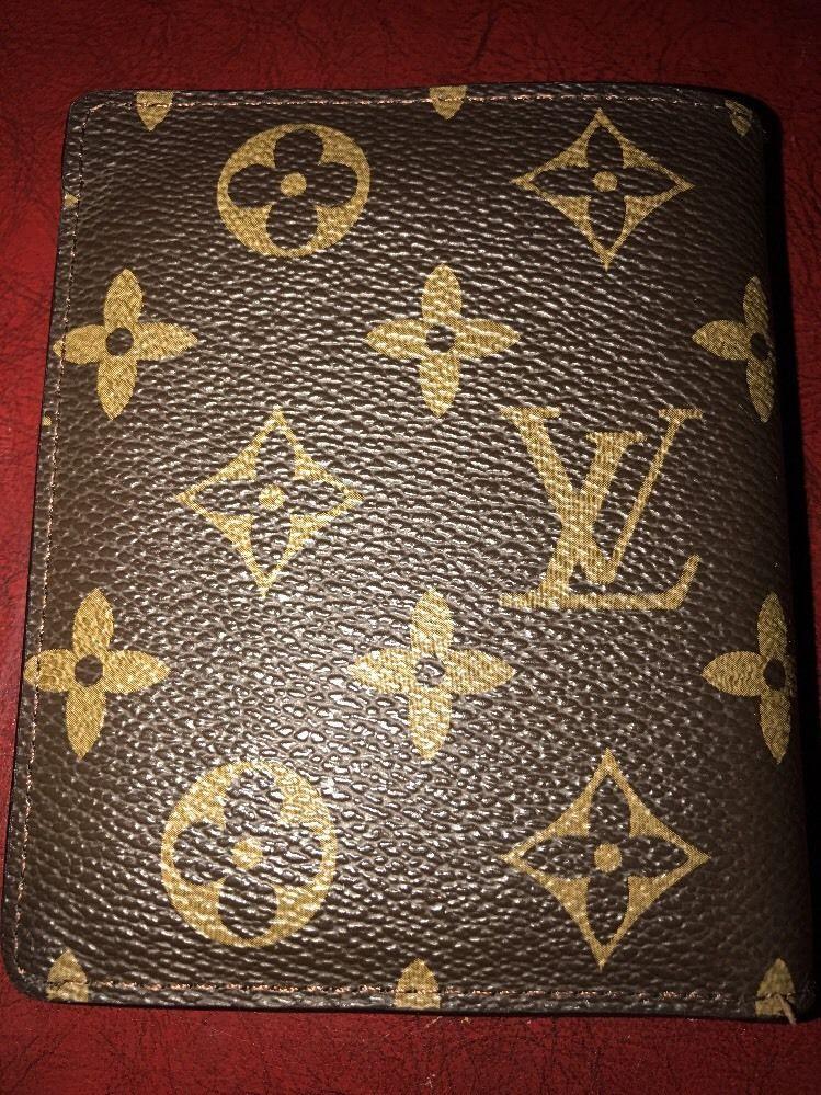 Images For Louis Vuitton Made In France >> Louis Vuittons Monogram Canvas M61668 Wallet Paris Made