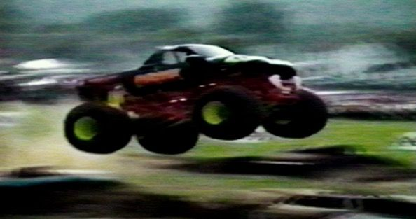 Predator Monster Truck From The Movie Killer Joe Monster
