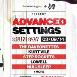 Advanced Settings Free Party Sxsw St Austin Kurt Vile