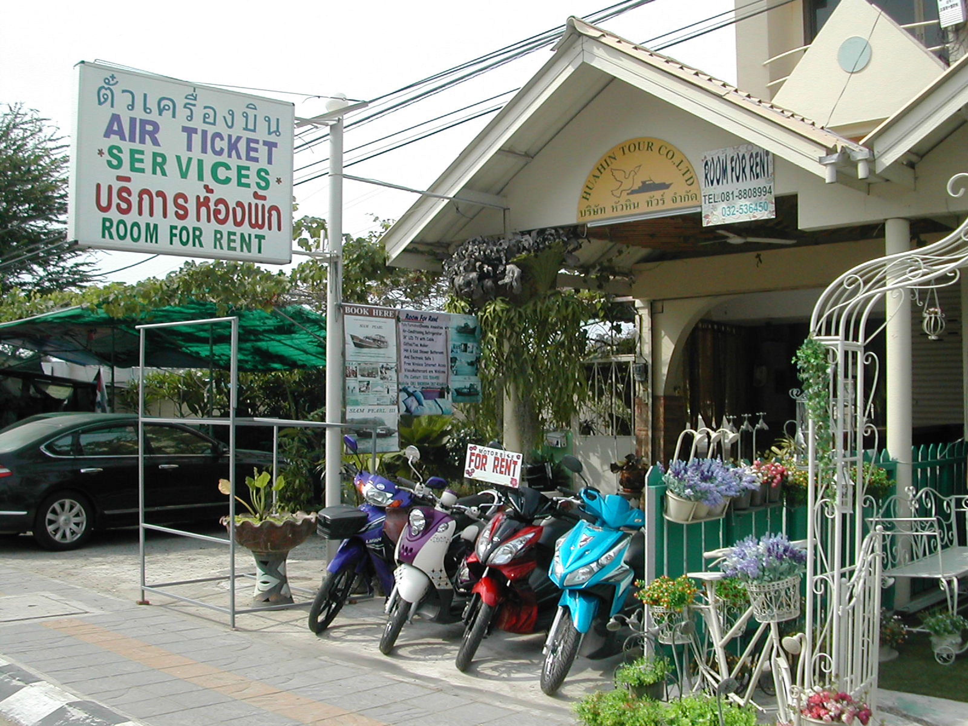 Takiab Huahin Thailand