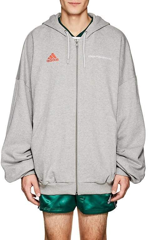 Gosha Rubchinskiy X adidas Men's Logo Cotton French Terry