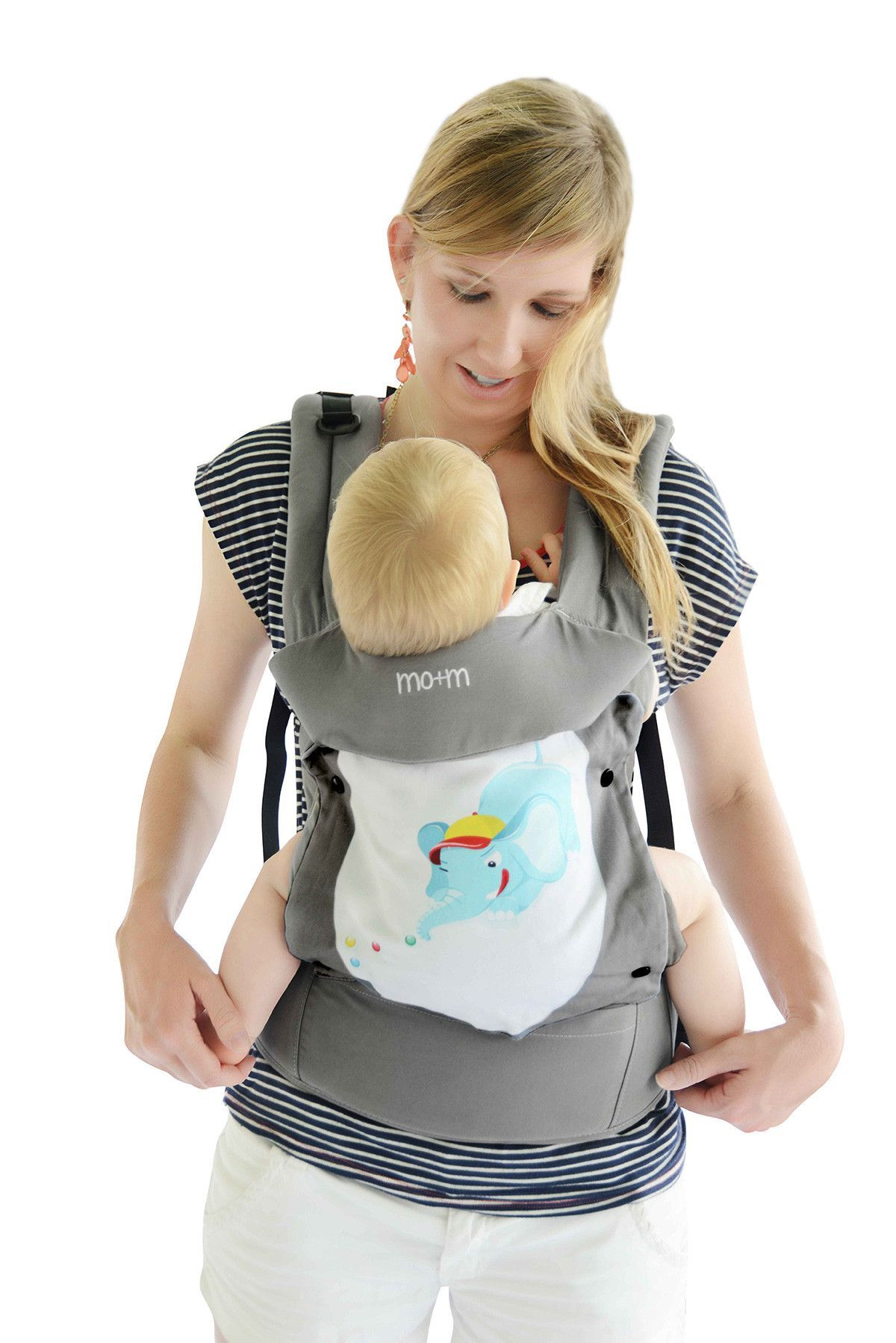 Baby Wrap from Newborn to Toddler Baby Carrier Backpack Baby Wrap Carrier Hip seat Baby Carrier for Infants up to 44lbs//20kg Suitable for Both Moms and Dads Ergonomic Baby Sling Carrier Bag