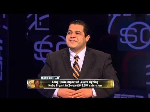 Arash Markazi is an Iranian-American sports journalist