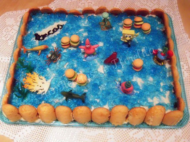 Tartas Piscina y Playa.