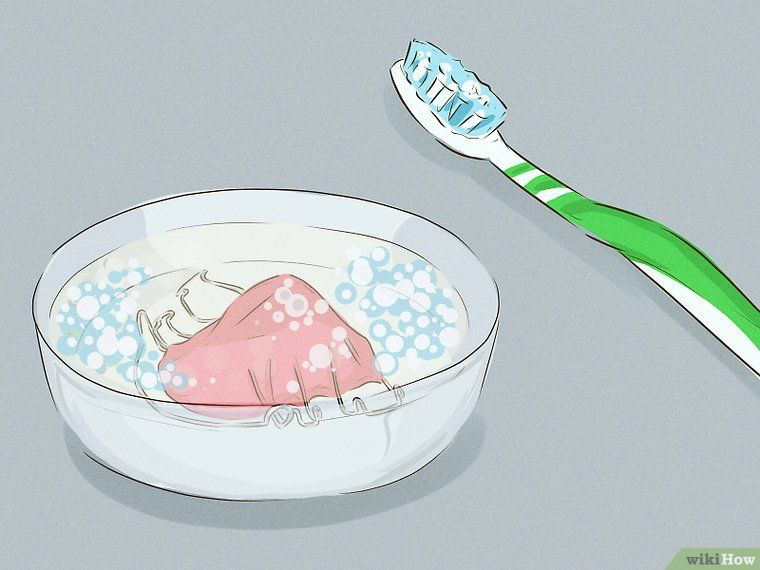 Clean your retainer cleaning retainers home remedies