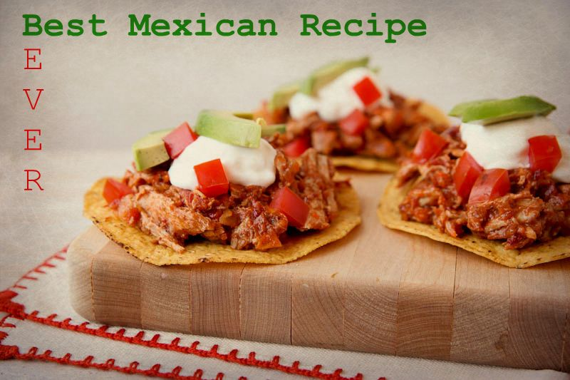 Best mexican recipe ever tinga poblana tacos there was fierce best mexican recipe ever tinga poblana tacos there was fierce competition this week in the forumfinder Images