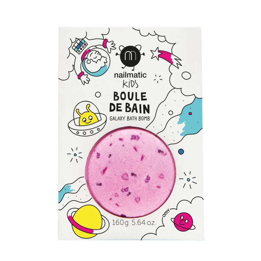 Bath Bomb | Cosmic - Little & Loved (With images) | Galaxy ...
