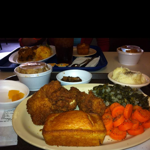 Kelsey And I Ate At The Best Soul Food Restaurant, The