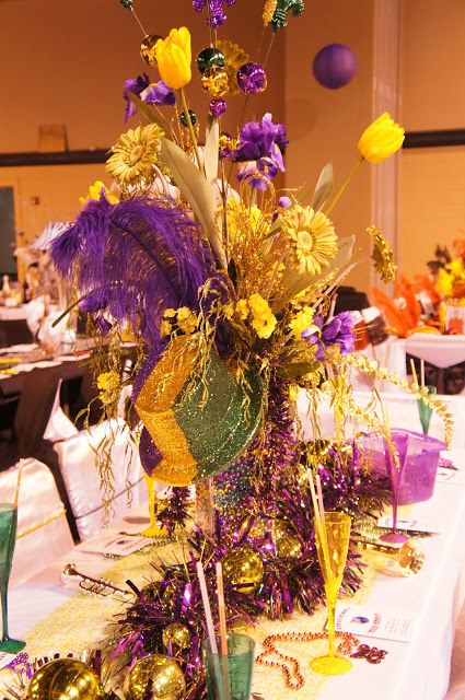 Mardi Gras Ball Decorations Interesting 2012 Krewe Of Mer Grand Mardi Gras Ball  Mardi Gras  Pinterest Design Inspiration