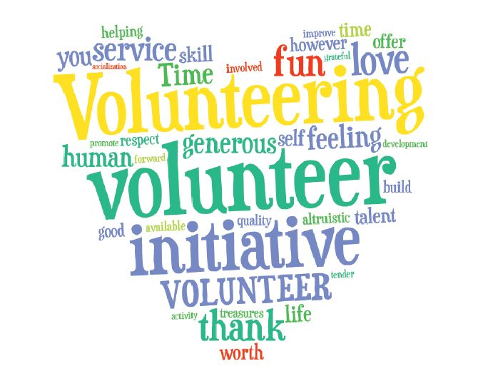 Volunteer Thank You Quotes. QuotesGram … | Volunteer Gift ...
