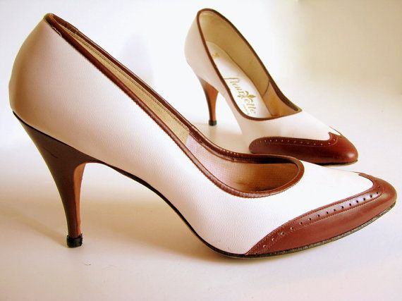 beaaf637152d I have always adored spectator pumps, especially color-on-white styles for  summer. They are classic and elegant and they make a statement.