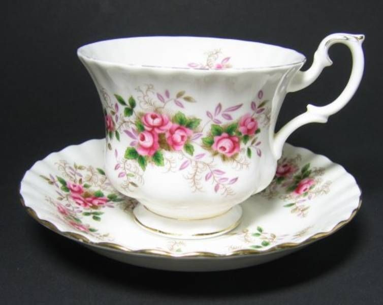 Image detail for -Royal Albert Lavender Rose Tea Set 1961 Floreat Cambridge Area image 3