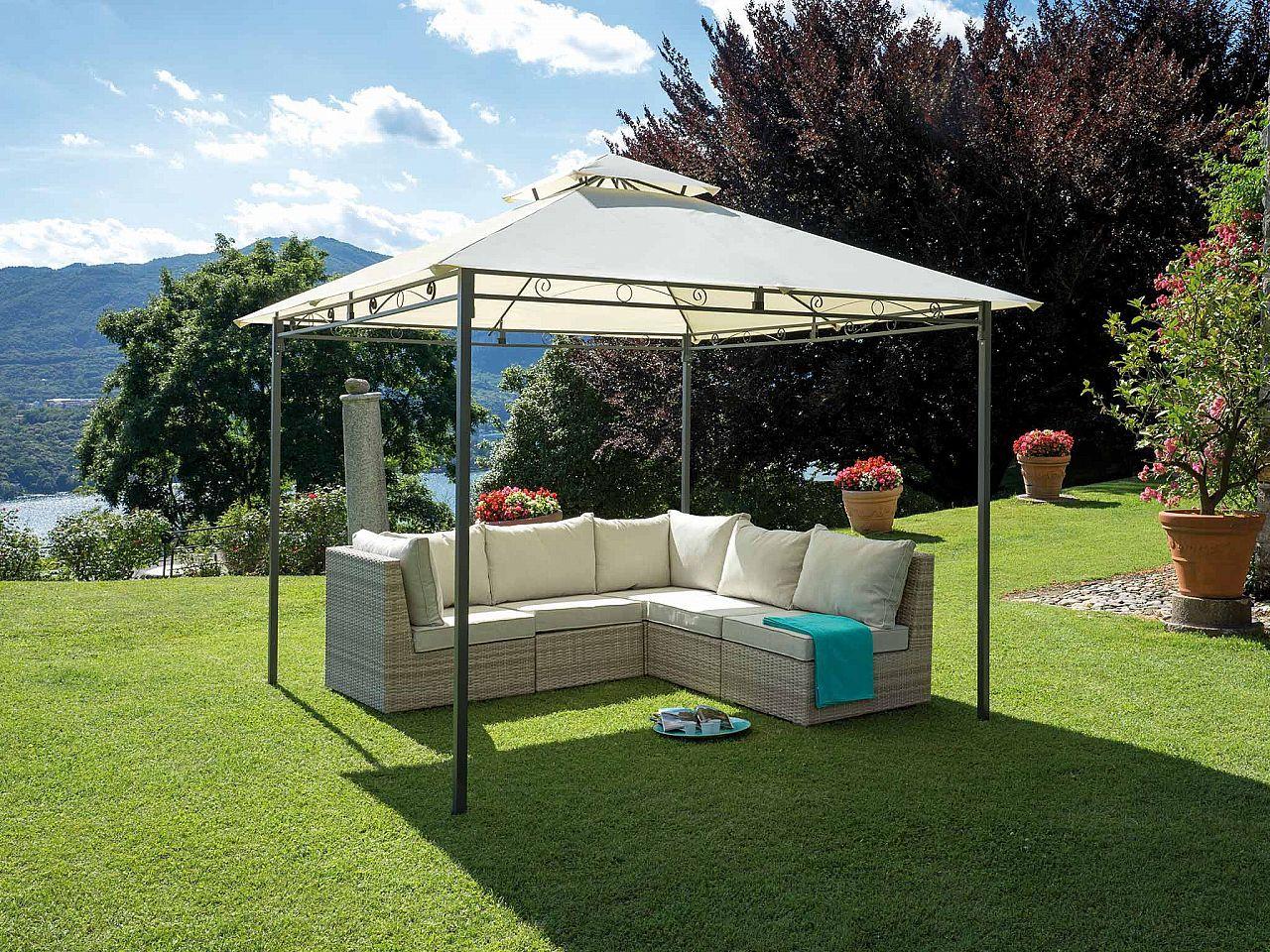 Gazebo Per Terrazzo In Ferro.Pin Su Outdoor Furniture