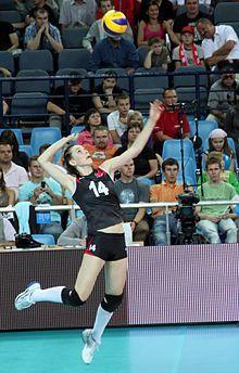 Eda Erdem Dundar Female Volleyball Players Women Volleyball Volleyball Players