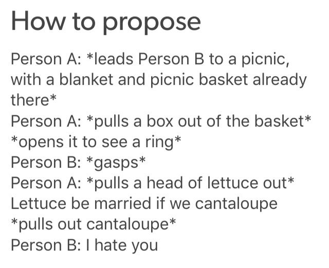 Otp writing prompts puns proposal writing prompts pinterest