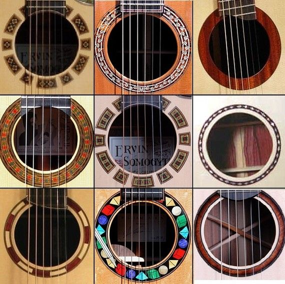 Rosette Designs The Acoustic Guitar Forum Guitar Inlay Custom Acoustic Guitars Acoustic Guitar