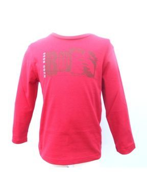 c94a1c473 Hugo Boss Boy`s cotton red t-shirt Red - House of Fraser   Prints ...